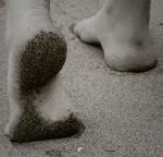 sand-on-his-feet