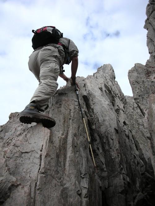 Essay on joy of climbing mountain