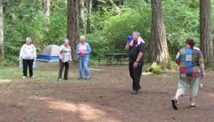 Wilderness Retreat 2013