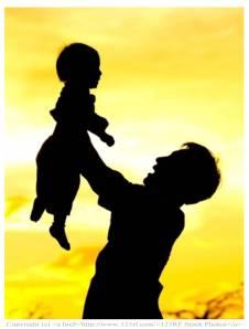 Dad selfless love