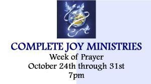 CJM week of prayer blog pic